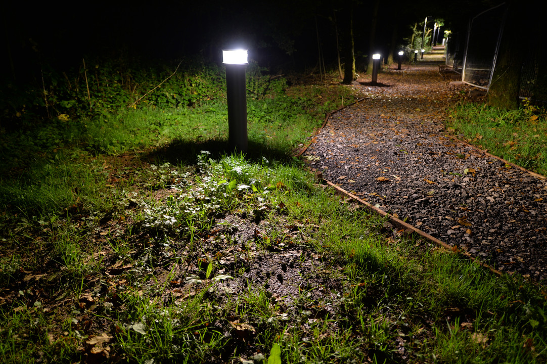 External LED Lighting: Saving on Energy and Maintenance